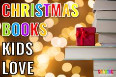 Every lower elementary library could be a bin of timeless, fun, and beloved Christmas themed books. There is a collection of Christmas Books Kids Love.