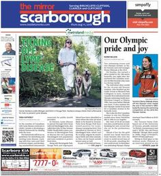 The Scarborough Mirror South, August 11, 2016