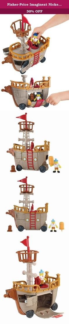 Fisher-Price Imaginext Nickelodeon SpongeBob SquarePants Krabby Patty Food Truck Toy. Super SpongeBob is after the pirate ship food truck that's selling Krabby Patties! In the new 3D movie, The SpongeBob Movie: Sponge Out of Water, Super SpongeBob (aka Invincibubble) and friends are in the human world, chasing the pirate ship food truck that's selling Krabby Patties! Kids can turn the disk to reveal three hidden cannons and press each button to fire! Place Invincibubble in the crow's nest...