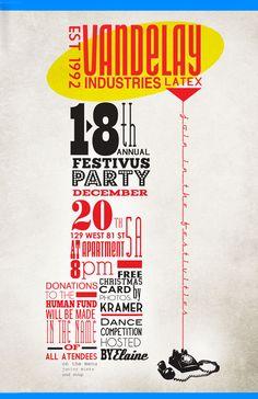 great festivus invitation