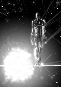 The Silver Surfer: Yildiray Cinar