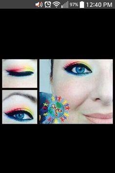 autism makeup