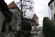 #Bled #Slowenien Auf der Bleder Burg