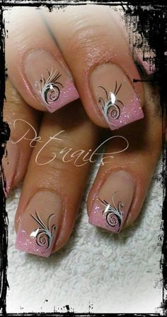 beautiful nail design ideas for spring nails - page 70 of 99 - nage . - beautiful nail design ideas for spring nails – page 70 of 99 – nail design image … G - Spring Nail Art, Nail Designs Spring, Spring Nails, Summer Nails, Fingernail Designs, Acrylic Nail Designs, Nail Art Designs, Nails Design, Pedicure Designs