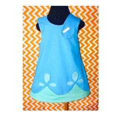 Toddler dress is made with a 100% cotton fabric