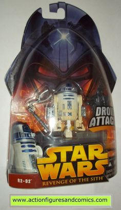 Star Wars Clone Trooper ROTS Action Figure #6 MIB Revenge of the SITH Toy Hasbro