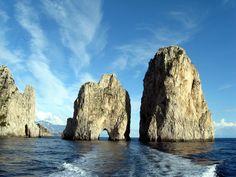 Faraglioni, Isle of Capri