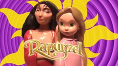 """Disney Princess ⭐ Rapunzel """"Tangled"""" ⭐ Toddler Rapunzel & Mother Gothel Toys for kids unboxing Princess Rapunzel, Disney Princess, Rainbow Toys, Frozen Elsa And Anna, Play Sets, Hair Raising, Tangled, Kids Toys, Minnie Mouse"""