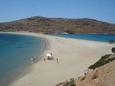 Kythnos island  :::  Cyclades, Greece