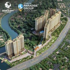 Sai World City, Panvel Luxurious 2, 3 & 4 BHK - Approved By NAINA CIDCO www.paradisegroup.co.in Contact: 022 2783 1000 #paradise #paradisebuilders #realestate #luxury #luxurioushouse #realtor #propertymanagement #bestpropertyrates #homesellers #bestexperi