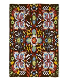 Take a look at this Wanderlust Rug on zulily today!