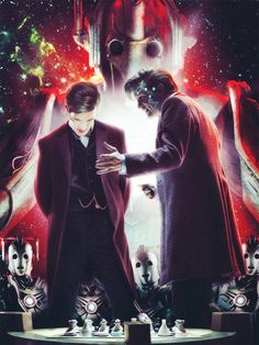 Nightmare in Silver, Doctor Who