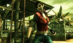 Resident Evil: Revelations. - 20 percent complete