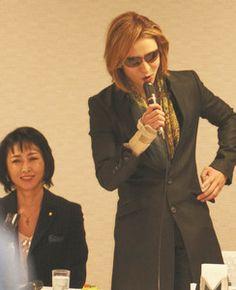 YOSHIKI政界進出?「それはない」 自民党「クールジャパン特命委」にゲスト出席 #XJAPAN #YOSHIKI