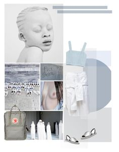 """+ Dumpster baby? +"" by fl0rette ❤ liked on Polyvore featuring Fjällräven, T By Alexander Wang, Zara and Circus By Sam Edelman"