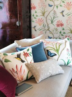 Cushions can be the hardest to photograph - creating an image that sells a particular lifestyle rather than just the product is a great way to have consumers imagine your product in their homes.