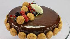 Sacher Torte - RSI Radiotelevisione svizzera Tiramisu, Birthday Cake, Ethnic Recipes, Desserts, Food, Tailgate Desserts, Deserts, Birthday Cakes, Essen