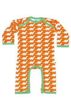 Sture & Lisa Dinosaur Baby Jumpsuit http://ss1.us/a/bUJxCuYv #kiitoslife #kiitoslifenyc #Sture&Lisa #Dinosaur #Baby #Jumpsuit