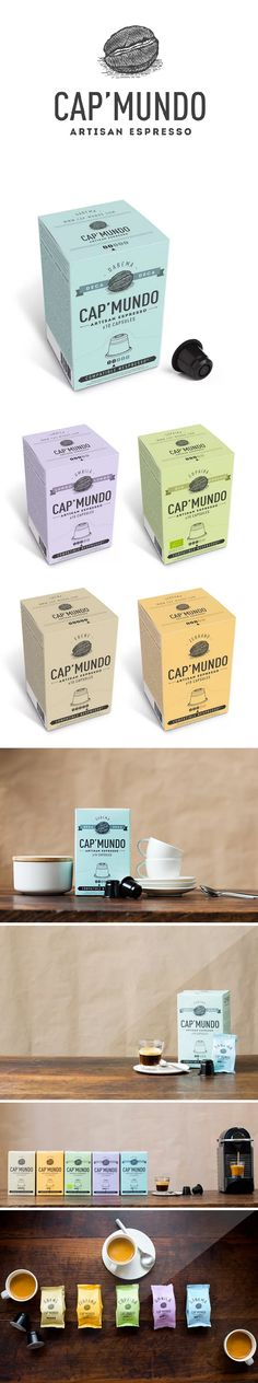 Capmundo Artisan Coffee by Misssnow