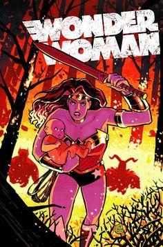 Wonder Woman #HC Vol 3: Iron (Virgin Cover) #DC #WonderWoman #New52 (Cover Artist: Cliff Chiang) On Sale: 9/11/2013