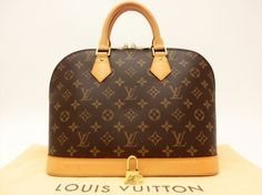 Louis Vuitton Alma Pm Monogram Satchel. Save 44% on the Louis Vuitton Alma Pm Monogram Satchel! This satchel is a top 10 member favorite on Tradesy. See how much you can save