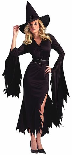 25Gothic Witch | Witches & Wizards | HalloweenMart