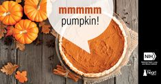 Pumpkin spice season is upon us! Enjoy this delicious, heart healthy recipe for pumpkin pie from the DASH Eating Plan. Dash Eating Plan, Eating Plans, Heart Healthy Recipes, Healthy Eating Recipes, Canned Pumpkin, Pumpkin Spice, Pie Shell, Pumpkin Pie Recipes, Ground Almonds