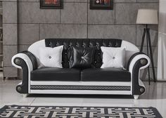 Contemporary Leather Sofa, Contemporary Couches, Modern Sofa Designs, Sofa Furniture, Bed Design, Love Seat, Leather Sofas, Living Room, Chester