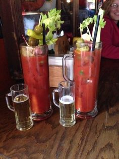 17 Wisconsin restaurants with the best Bloody Marys.