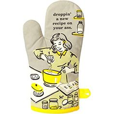 Buy Blue Q: Oven Mitt - Droppin' A Recipe on Your Ass online and save! Blue Q: Oven Mitt – Droppin' A Recipe on Your Ass A little cinnamon, a lot of butter, and a heaping cup of brilliance. But no raisins. Never raisins. Ldr Gifts For Him, Gifts For Mom, Family Gifts, Linen Store, Perfect Gift For Mom, Do It Yourself Home, Dish Towels, Tea Towels, Kitchen Accessories