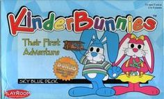 2-5 Players / 20 min. –– Kinder Bunnies: Their First Adventure on BoardGameGeek