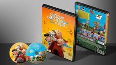 Snoopy & Charlie Brown: Peanuts, O Filme - Capa | VITRINE - Galeria De Capas - Designer Covers Custom | Capas & Labels Customizados