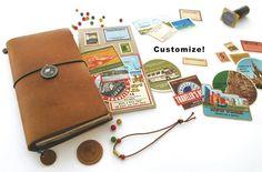 The 5th Anniversary of TRAVELER'S notebook ‹Customizing goods›| TRAVELER'S notebook