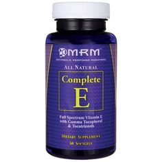 Complete E, 60 Sgels AED216.00 #UAESupplements
