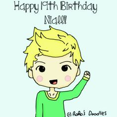 HAPPY 19TH BIRTHDAY NIALL HORAN!!!!!!!!!!