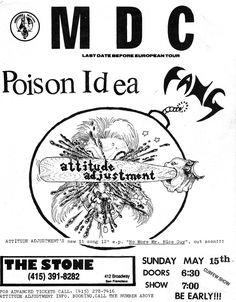Vintage Bad Brains Vinyl