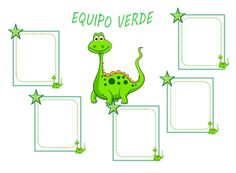 MIENTRAS APRENDO ME DIVIERTO: CARTELES DE EQUIPOS (AULA INFANTIL)
