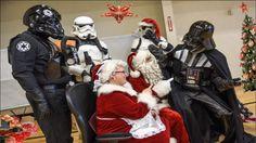 Darth Santa STRIKES BACK! - WATCH VIDEO HERE -> http://topshared.info/trending-now/darth-santa-strikes-back/   Santa Vader Prank THE LOSER MUST SHAVE (2016 Finale) I SHOT SANTA CLAUS (REMI...
