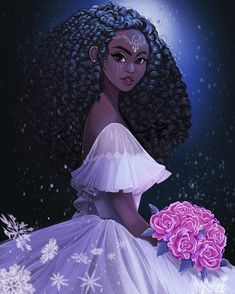 Black Girl Art, Black Girl Magic, Art Girl, The Most Beautiful Girl, Black Is Beautiful, Character Inspiration, Character Art, Character Design, Design Inspiration