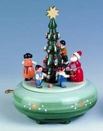 Music Box The Giving Christmas Music Box Christmas Goodies Vintage Christmas Christmas