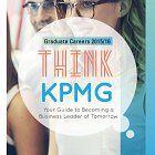 KPMG Recruitment Brochure - Corporate Photographer David Cantwell Photography