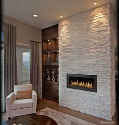 modern fireplace designs with tile contemporary fireplace tile ideas awesome fireplaces design contemporary fireplace tile designs Modern Fireplace Tiles, Home Fireplace, Fireplace Remodel, Fireplace Surrounds, Fireplace Design, Fireplace Ideas, Modern Fireplaces, Craftsman Fireplace, Stone Veneer Fireplace