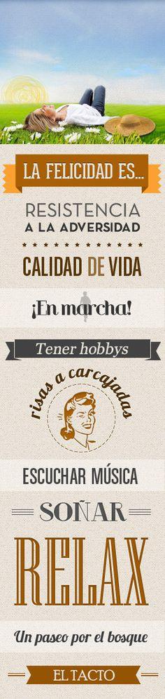 Si quieres descubrir más consejos para ser #feliz, entra en www.www.micebrina.es #Alegría #Infografía