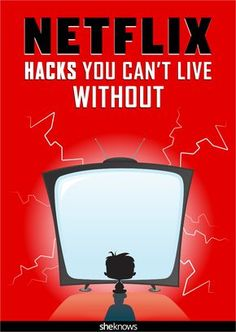 Maximize your Netflix experience with some insider tricks These Netflix hacks will change the way you binge Tv Hacks, Netflix Hacks, Netflix Netflix, Movie Hacks, Netflix Gift, Watch Netflix, Netflix Series, Hacks Diy, Movie Ideas