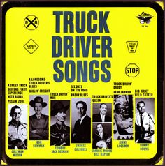 Jud's Record Collection: Truck Driver Songs