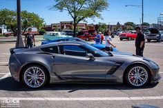 Awesome! New 2015 Corvette Z06 C7!