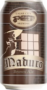 This ale pours brown in color with notes of caramel, toffee, chocolate and hints of espresso. Caramel/toffee sweetness is upfront with intermingling notes of chocolate and espresso; a roasted peanut expression marks the finish. Available in the bottle at Datz in Tampa, FL. Visit us online at www.DatzTampa.com!