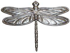 Metal Stamping B12 Large Dragonfly
