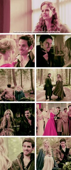 "Zelena and Captain Swan Moments - Season 4 * Episode 17 ""Heart of Gold"""