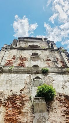 Sinking Bell Tower, Ilocos Norte, Philippines Ilocos, Philippines, Tower, Travel, Norte, Rook, Viajes, Computer Case, Destinations
